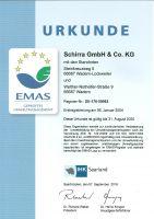 EMAS_Zertifikat